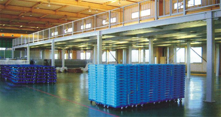 组合式钢平台001