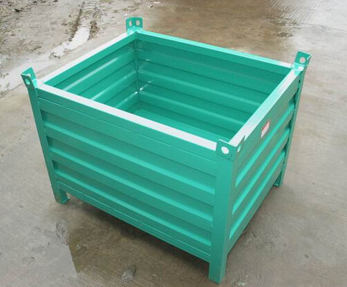 钢制物料箱001